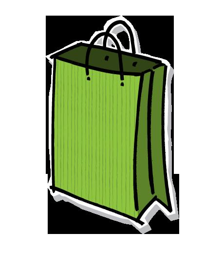 Illustration sac